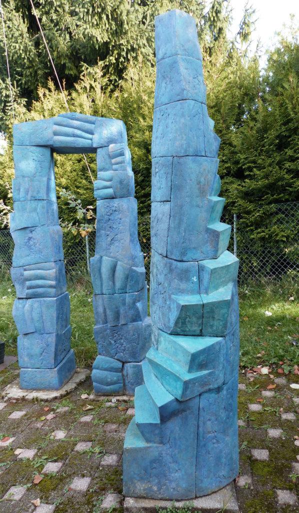 Händeturm und Turm zu Babel